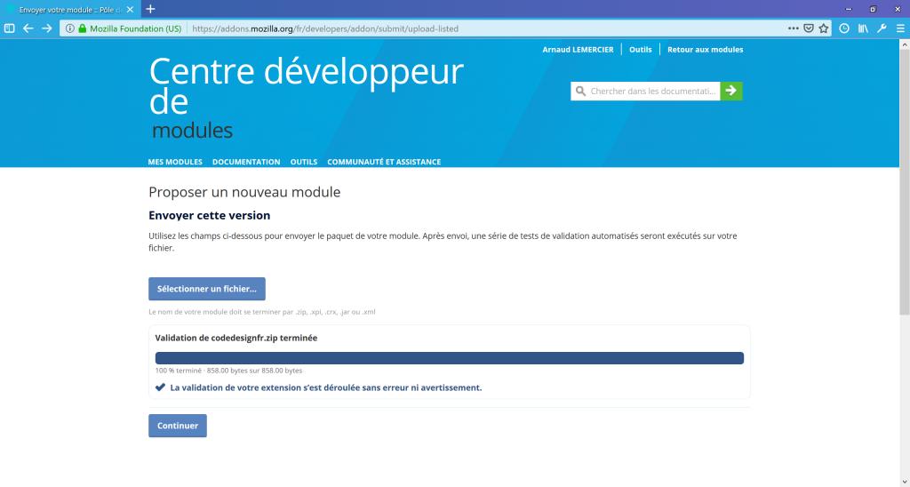 Firefox : Créez votre propre thème 🦊 – CODE|DESIGN•fr